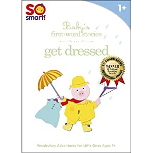 So Smart! First Word Stories: Get Dressed