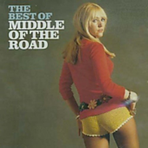 CD : Middle of the Road - Best Of (CD)
