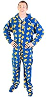 Forever Lazy Unisex Footed Adult Onesie