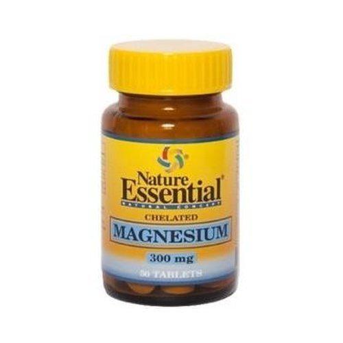 Magnesio quelado 300 mg. 50 comprimidos: Amazon.es: Salud y cuidado personal