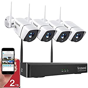 Flashandfocus.com 41GblXc%2BM3L._SS300_ 1080P Wireless Security Camera System, Firstrend 8CH Wireless NVR System with 4pcs 1080P Security IP Camera and 2TB Hard…