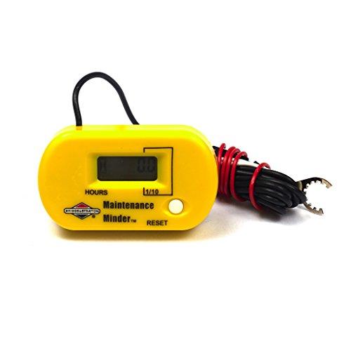 Briggs & Stratton Maintenance Minder Hour Meter (Maintenance Meter)