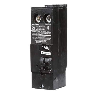 Siemens QN2150R 150A Double Pole 120/240-Volt 10K type QNR Circuit Breaker