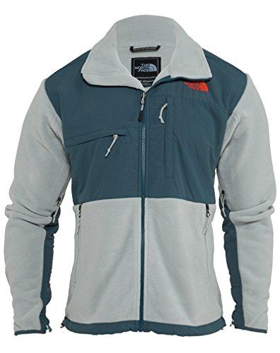 North Face Men's Full Zip Denali Jacket, Recycled High Ri...
