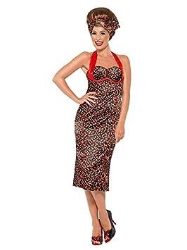DISBACANAL Disfraz años 50 Mujer - -, M: Amazon.es: Juguetes y juegos