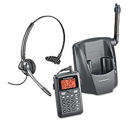 Plnct14 - Plantronics Dect 6.0 Cordless Headset Telephone