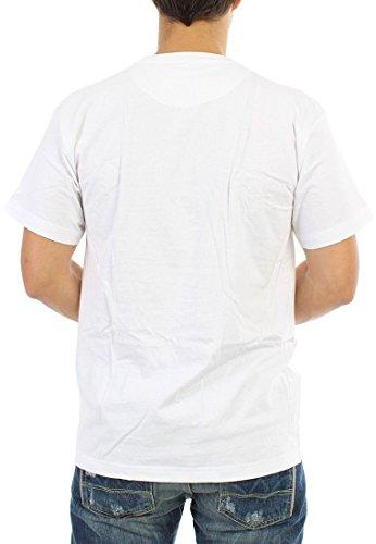 Mitchell & Ness Teamlogo Tailored T-Shirt Men - BROOKLYN NETS - White