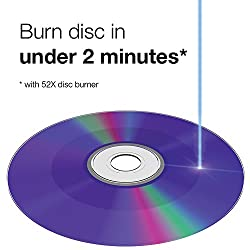 Verbatim Cd-r 700mb 80 Minute 52x Recordable Disc - 100 Pack Spindle 2