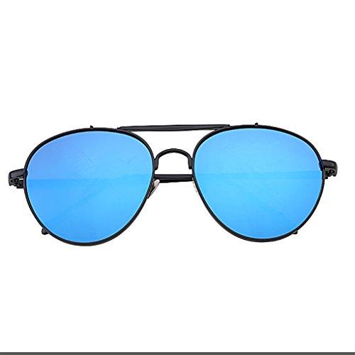 para E Gafas Hombres A Frame Metal Mens Polarized Driving Fashion Sunglasses de sol Color MAN Hot PwZq766d