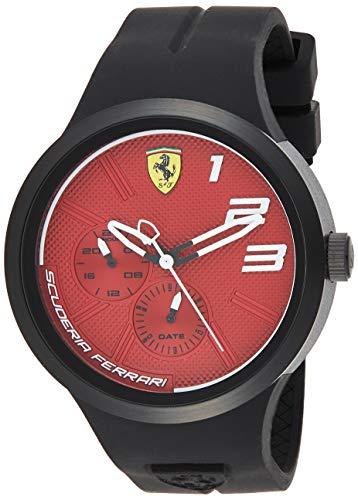 Scuderia Ferrari Fxx Analog Red Dial Men #39;s Watch 0830473