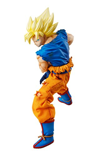 Megahouse Dragon Ball Z Super Saiyan Son Goku (Over Drive Version) Dimension of Dragon Ball Action Figure -