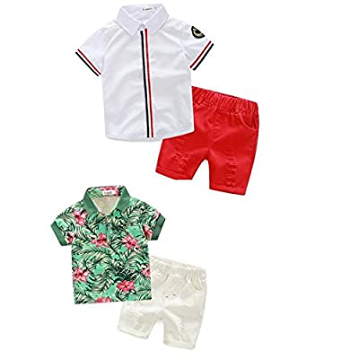 1Set 2017 Summer Children clothing Baby Boys T-shirts+Shorts Pants Clothes by FEITONG that we recomend personally.