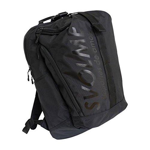 SVOLME(スボルメ)バックルバックパック メンズ レディース スポーツバッグ リュック サッカー フットサル 181-73720 B07BF6SFW2BLACK FREE
