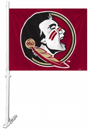 (Florida State Seminoles Car Flag)