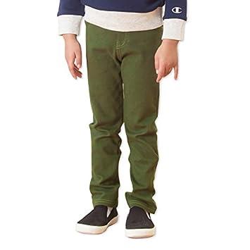 0bb4273de3fb0 キッズ パンツ ズボン ベビー 子供服 ストレッチ ニット カラバリ ポケット お名前ネーム付 男の子 女の子