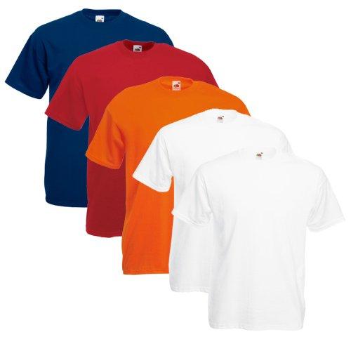 Jeu nbsp;original shirts Fruit nbsp;pack nbsp;– Ii T De The nbsp;full T nbsp;– 5 Cut Couleurs Loom Of wxw86rqIA