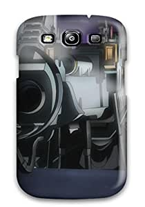 Larry B. Hornback's Shop Galaxy Cover Case - Neon Genesis Evangelion Protective Case Compatibel With Galaxy S3