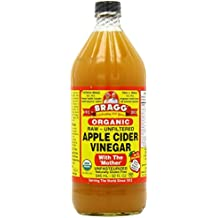 Bragg Apple Cider Vinegar USDA Organic - Plastic Bottle (32 Ounce)