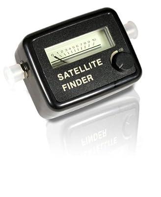 Digital Satellite Finder by Lava Electronics
