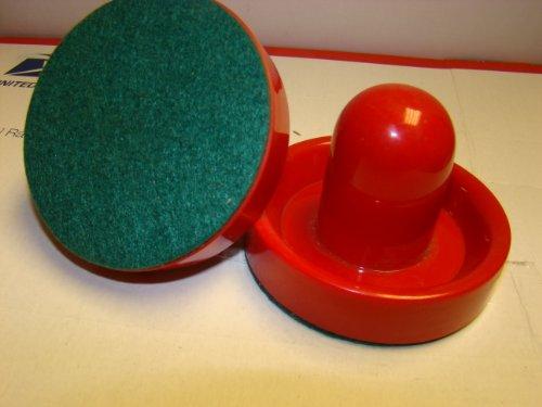 Air Hockey Sombrero Style STRIKERS Hockey Power Pushers (Red)