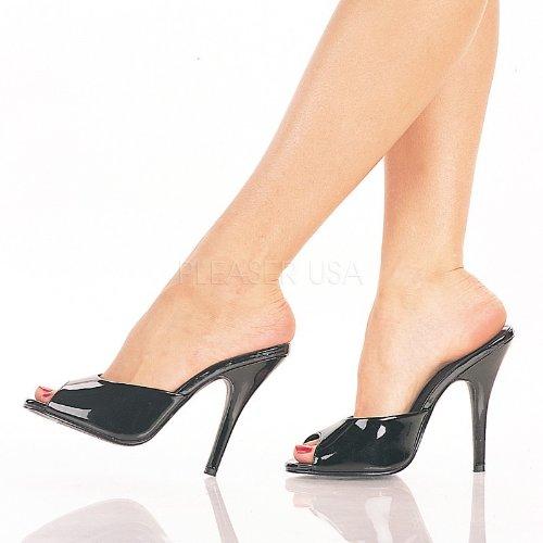 Pleaser Seduce-101 - Sexy High Heels Lack Sandaletten 35-45