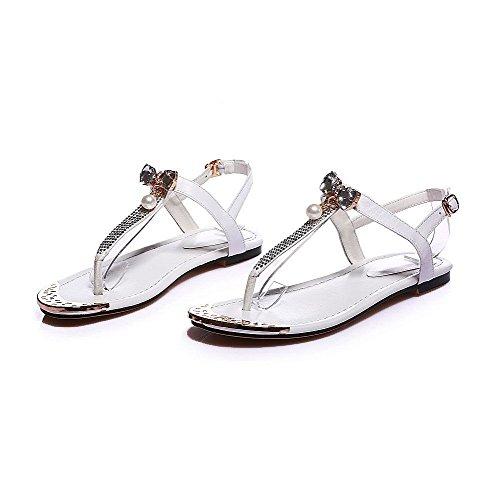 D'chicas - Zapatos de piel Garda Perla azul -Altura tacón: 6cm- YXZjzR
