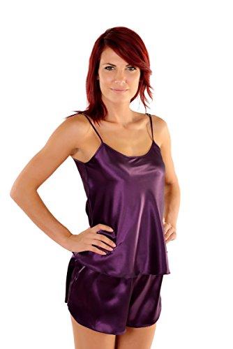 Desislava - Pijama - para mujer Violeta