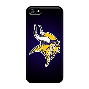 Cute High Quality Iphone 5/5s Minnesota Vikings Case
