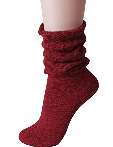 HASLRA Womens Cotton Socks Slouch product image