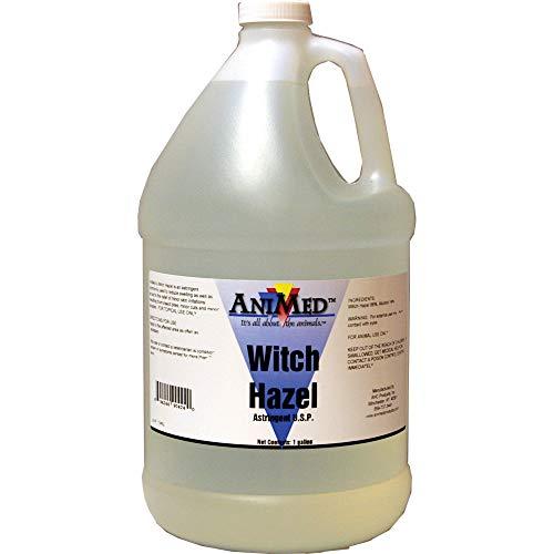 AniMed Witch Hazel 86-Percent Multi-Species Pet Supplement, 1 Gallon