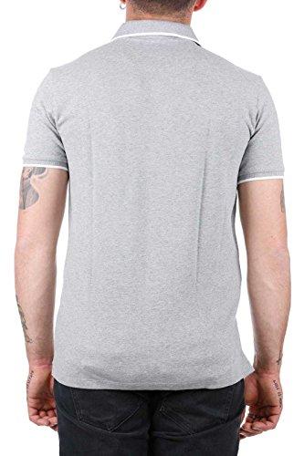 2018 Pp02 Uomo Grigio T i Primavera 1 shirt 103 Woolrich Estate Polo Wopol0505 dXw746q6Ux