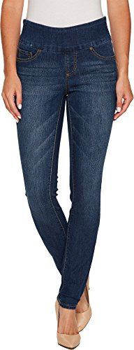 Jag Jeans Women's Nora Skinny Pull on Jean, Durango Wash, - On Jeans Pull Women