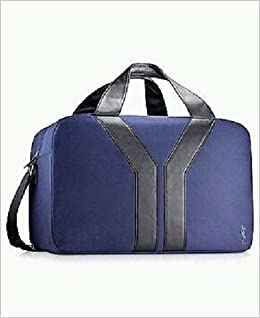 9bf1b7b259af Amazon.com  YSL Yves Saint Laurent Classic Travel Weekender Duffle Gym Bag  for Men (3605970476915)  Books