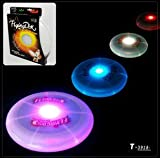 Originals Group Flying Disk Game LED Light up Flying Disc, Glow in The Dark Night Games