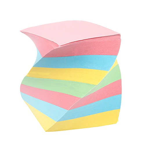 Pack of 800 Assorted Memo Pad Notes - Colorful Post Notes for Students, Office Use, Home Use, Pink, Yellow, Blue and Yellow Colors, 2.8 x 3 Inches