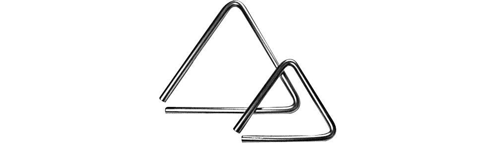 Grover Pro Super-Overtone Triangle 6 in.