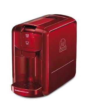 Máquina para cápsulas café Segafredo Espresso 1, máquina Café, compacta y funcional, control