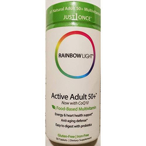 Rainbow Light Active Multivitamins Tablets product image