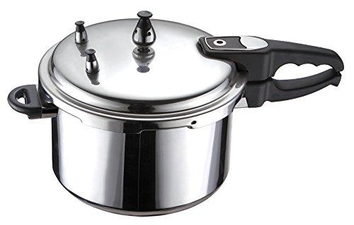 Maxware UL Certified 9.5-Quart Aluminum Stovetop Pressure Cooker