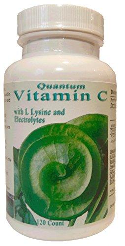 Frequency Foods Quantum Vitamin C Caps 120ct