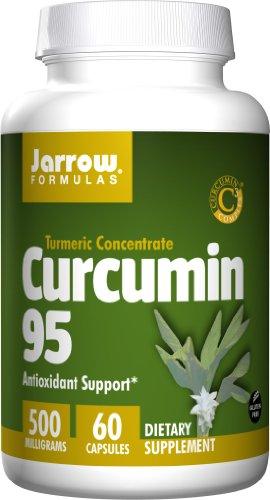 Jarrow. Curcumin 95. 500 Mg. 60 Caps. 3 Pack by Jarrow. (Image #2)