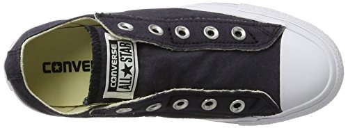 Converse Unisex Adults' Chuck Taylor All Star Slip Trainers, Black Anthracite