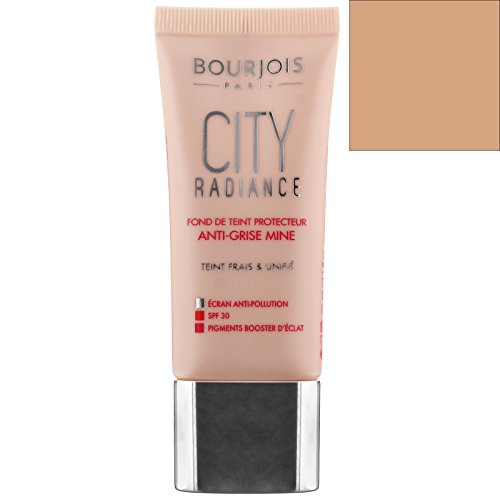 Bourjois - City Radiance Foundation (04 (Bourjois Beige Foundation)