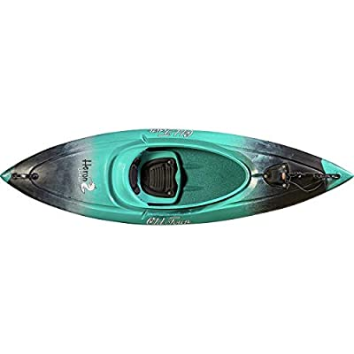 01.4048.1044 Old Town Heron Junior Recreational Kayak (Photic, 7 Feet 5 Inches) from Old Town Canoes & Kayaks