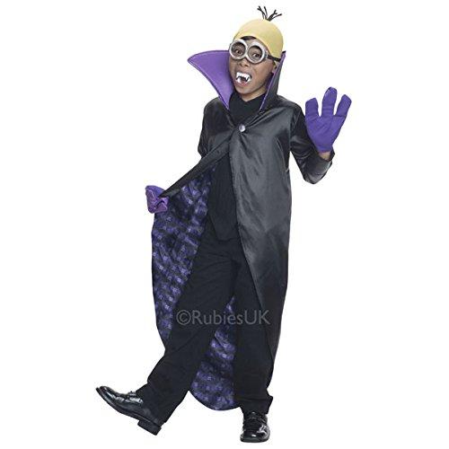 Minion Dracula - traje de niño: Amazon.es: Juguetes y juegos