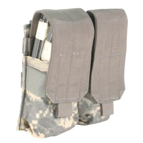 Blackhawk Product Group Strike M4 Double Mag Pouch, Holds 4, ARPAT