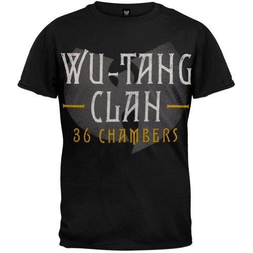 Rockabilia Wu Tang Clan 36 Chambers T-shirt Small