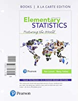 Elementary Statistics: Picturing the World, Books a la Carte Edition (7th Edition)