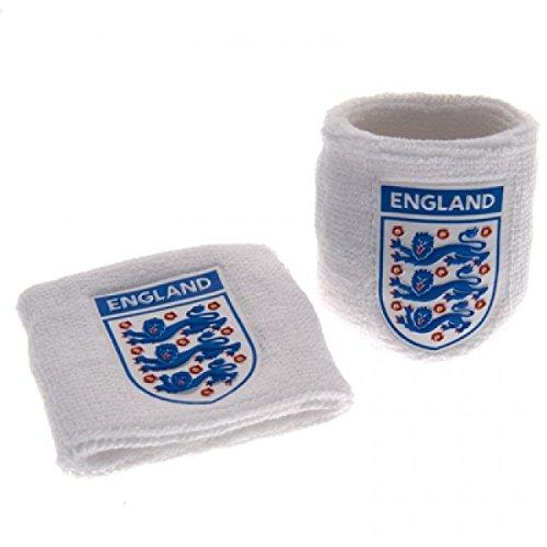 ディスカウントリハーサルマークされたイングランド代表 オフィシャル リストバンド 2個セット WT サッカー サポーター グッズ [並行輸入品]
