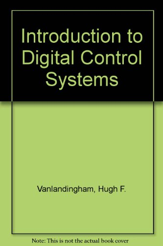 Introduction to Digital Control Systems